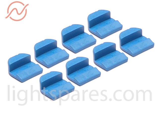 ADB - Set of 8 shutter position finding lugs