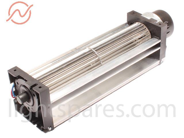LichtTechnik MM300/350 - Radiallüfter
