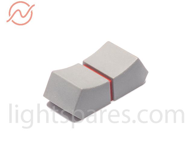 MA Lightcommander - Faderknopf, rote Linie