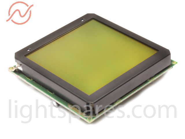 MA Digital Dimmer 12x10A - Displayplatine