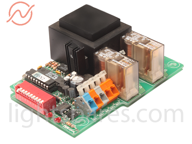 MA Lighting - DMX-Switcher 2 Kanal