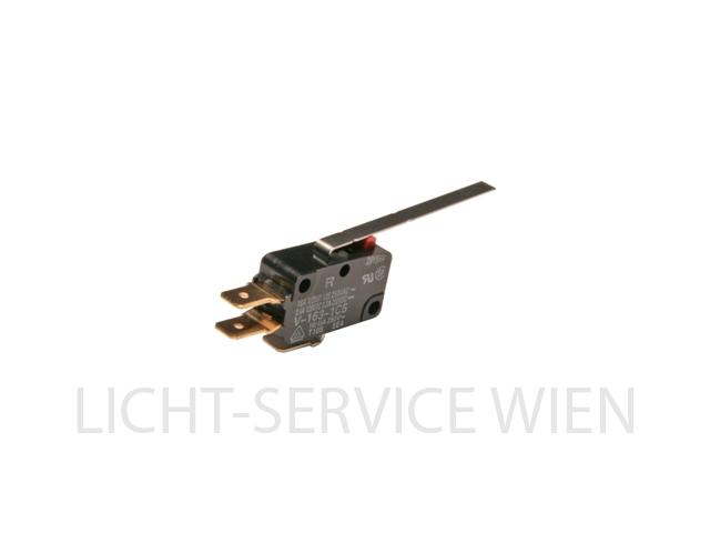 RJ - Sicherheitsschalter Microswitch gebogener Arm
