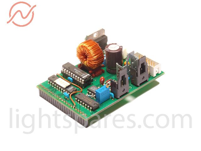LichtTechnik MB - PWM Platine, Fokus Zusatzplatine