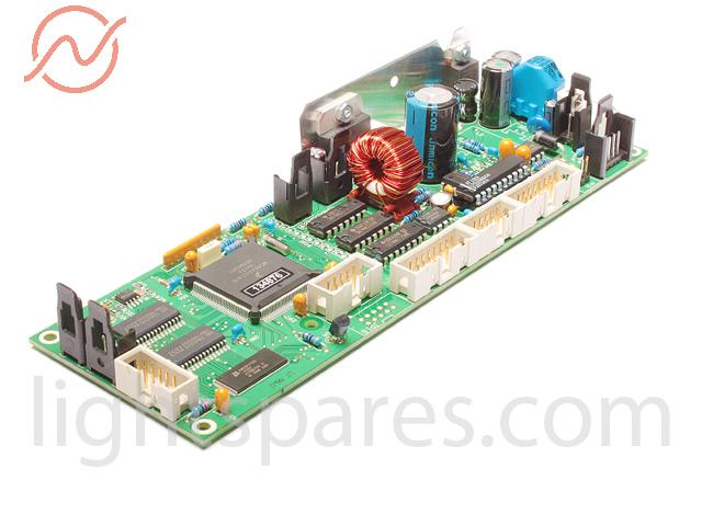 LichtTechnik MM300/350 - CPU Platine