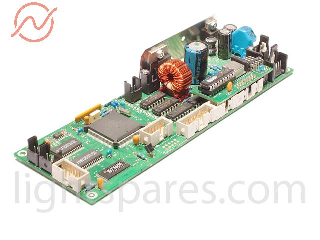 LichtTechnik SH300/350 - CPU Platine