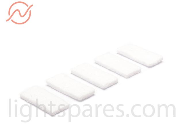 ARRI 2,5/4KW Daylight C. - Keramikstreifen 25 Stk.