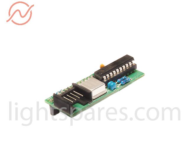 LichtTechnik SH300/350 - Shutterzusatzplatine V1