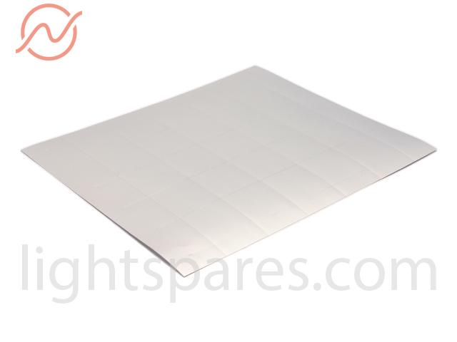 LichtTechnik - Markerbogen 25x25 (25 Stk) Anf/Ende