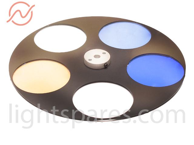 Amptown WL - Farbrad inkl. Dichrofilter