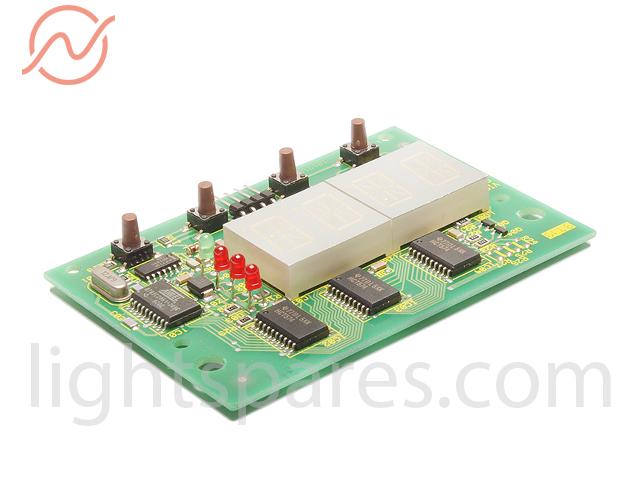 Martin - PCB M250/500/600/2K disp/keyb.