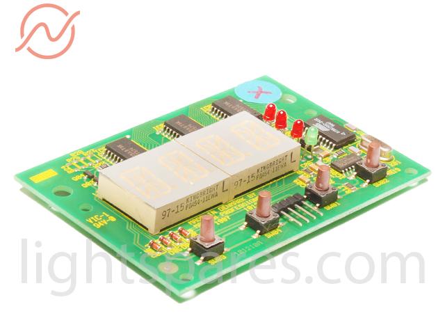 Martin - PCB MAC550 Disp/Keyboard, Test