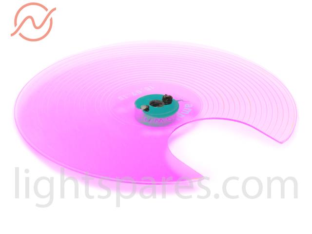 Amptown WL - Filterscheibe Magenta