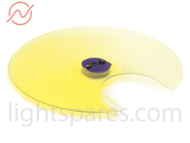 Amptown WL - Filterscheibe Yellow