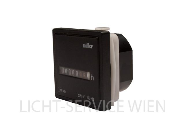 Quartzcolor Sirio 4000 - Betriebsstundenzähler