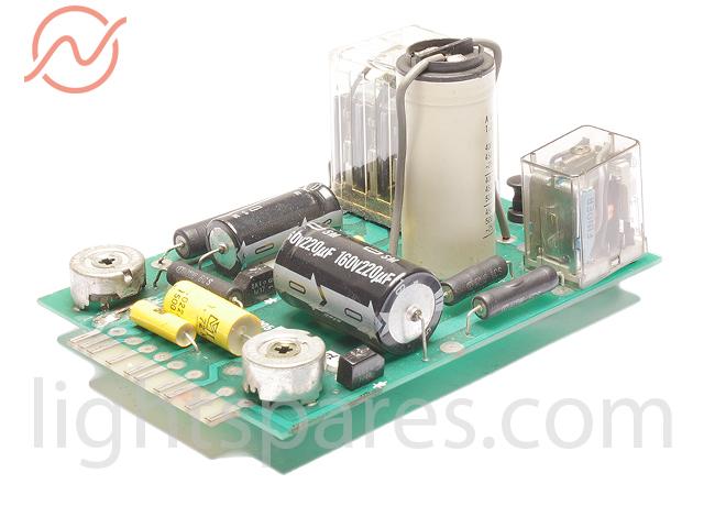 Quartzcolor Sirio 4000 VG - Steuerplatine Zündung