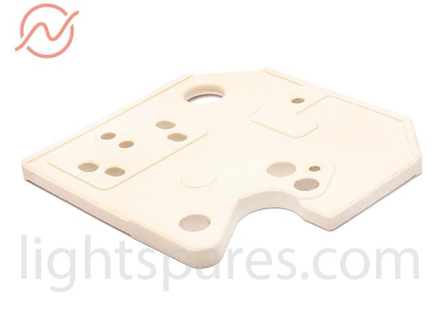 Quartzcolor Sirio 4000 - Keramikhalter für Sockel