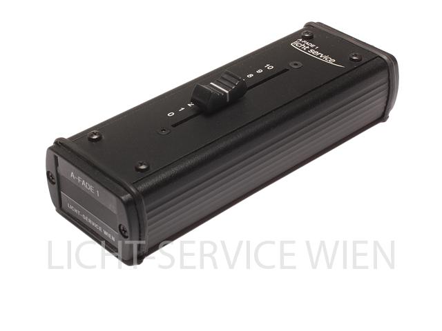 LichtService - A-FADE 1 - Studio Faderbox MK2