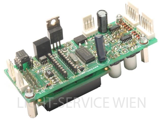 LichtService - Demux  8 PCB bestückt
