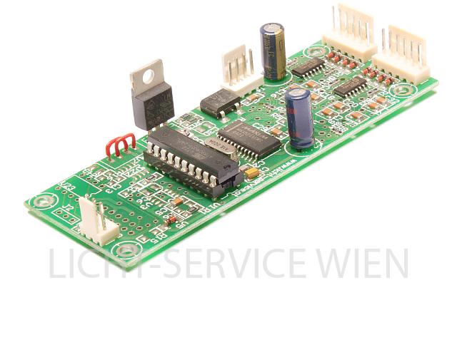 LichtService - Demux Erweiterung PCB bestückt 8CH