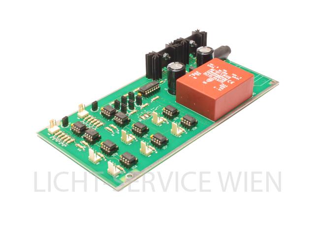 LichtService - DMX Splitter PCB 6CH bestückt