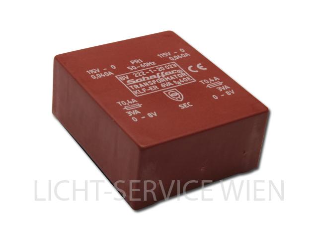 LichtService DMX Splitter - Transformator
