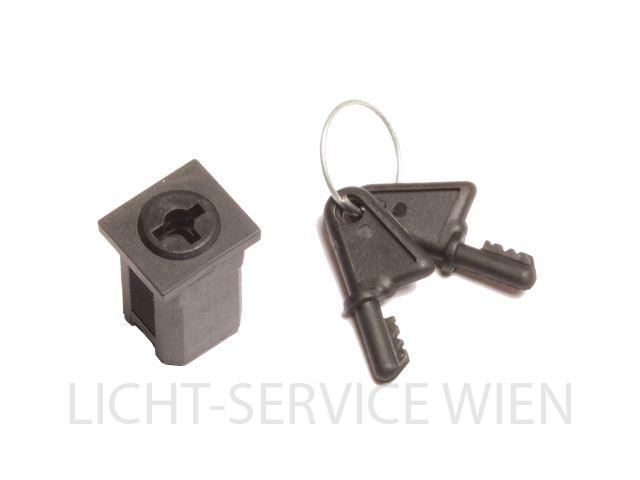 Avolites - Key Switch (Pearl) 3 Position