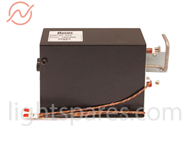 Antari - F3 Heater