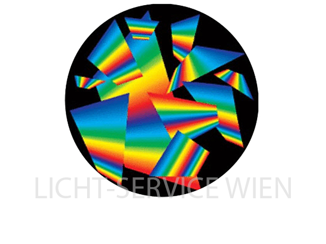 Robe Dichrogobo 37,5 - Nr 24 Rainbow Chips