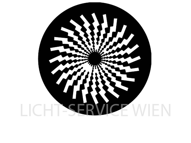 Robe Dichrogobo 37,5 - Nr 13 Swirl Electric