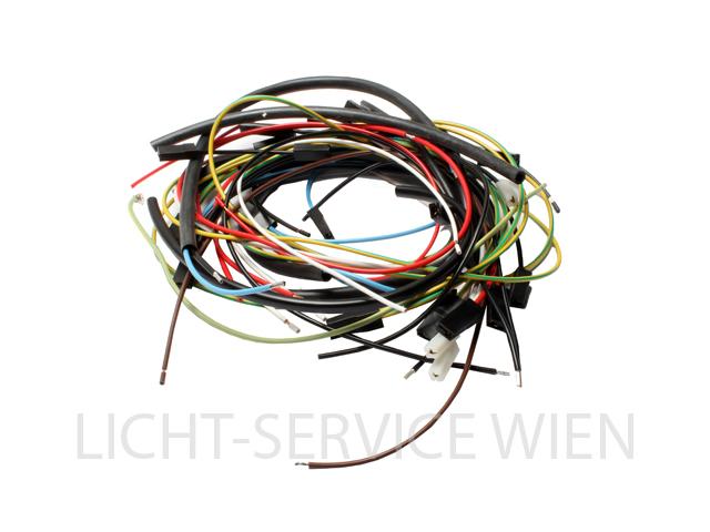 Robe Wires set f. Spot 250 XT 230V Power