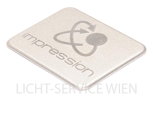 GLP Impression 90 - Label Bezeichnung Arm