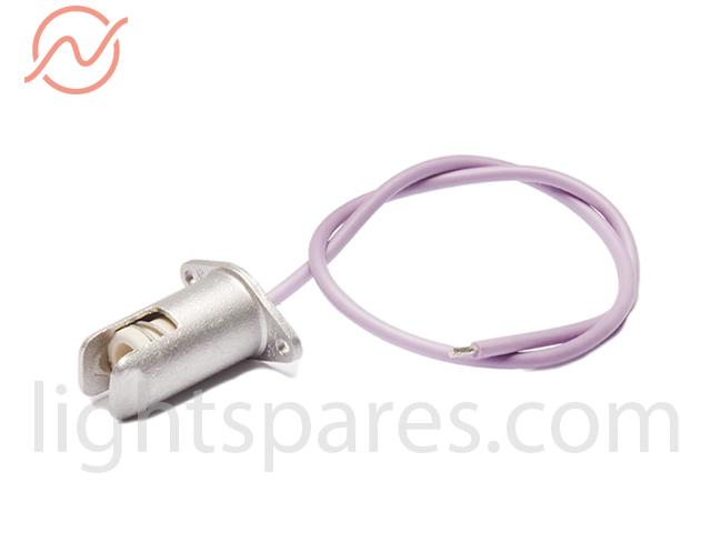James Thomas - Lampenhalter mit Kabel
