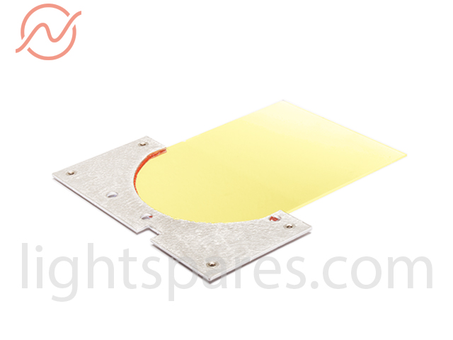 Selecon Pacificfader - ASSY, Mount, Glass, Yellow1