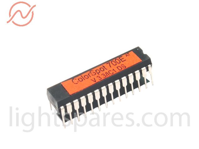 Robe - IC PIC 18F252 CS 700E AT IC1 DS V3.3