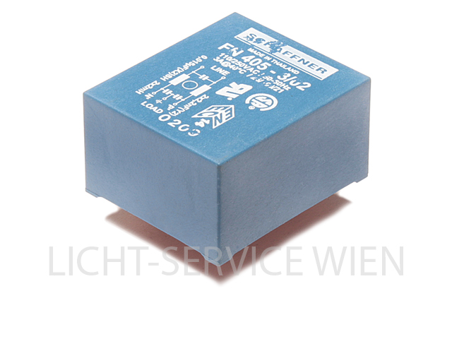 LTK 4ty Dimmer - Spannungsentstörfilter