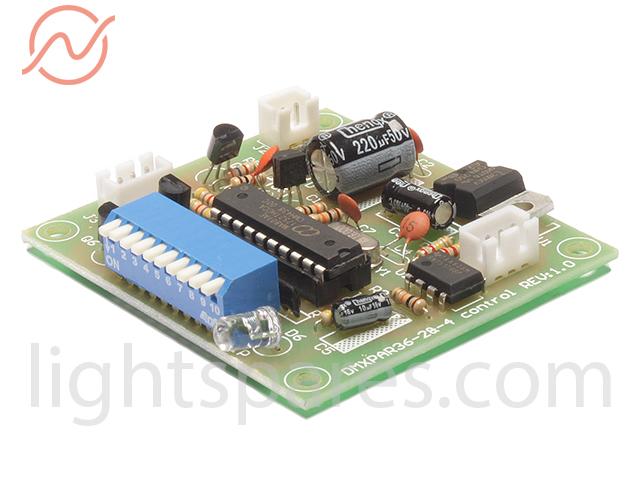 Showtec - StageBlinder4 Main PCB