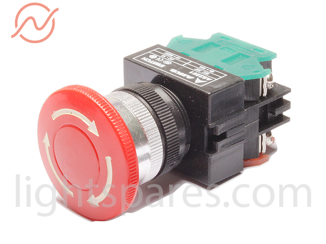 Showtec Motorcontroler PLE-30-080 NOT AUS Schalter