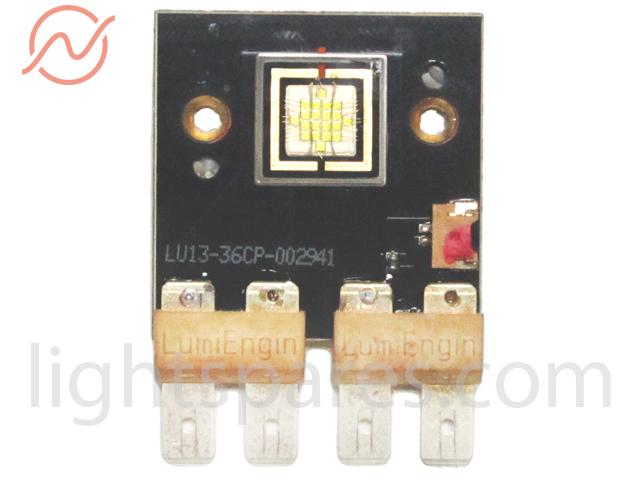 Showtec Phantom 140 LED Spot - LED LU13-36CP