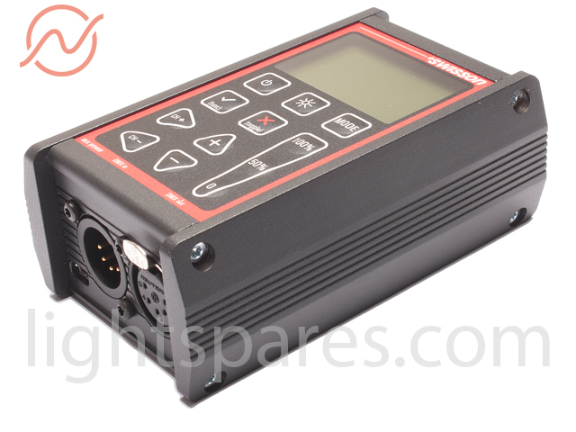 Swisson XMT-350 Dmx Tester & RDM-Controller