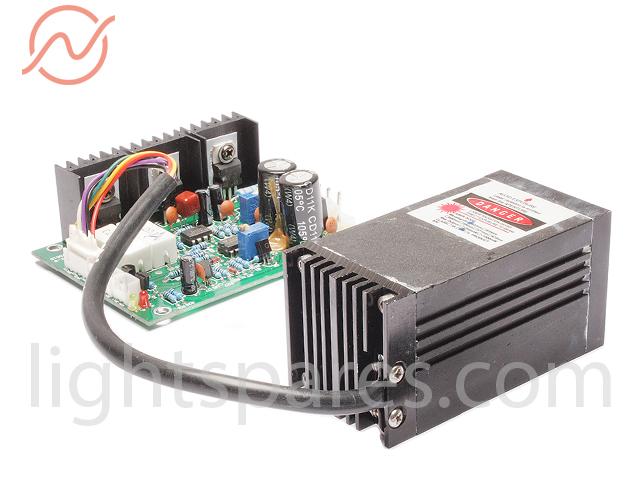 NeoNeon LB-10 - Green Laser Module