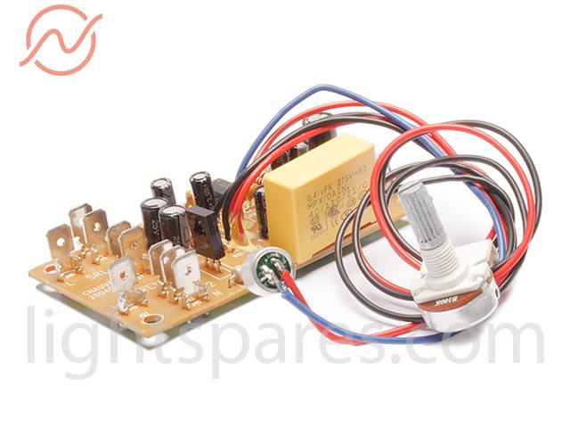 NeoNeon Lotus - Main PCB