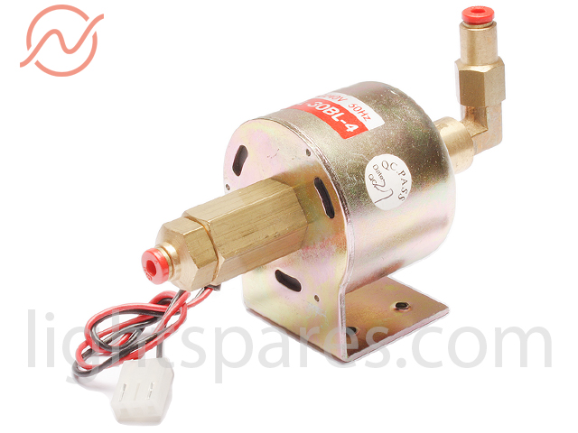 NeoNeon Snow Machine S-100 - Pumpe Type CL-30BL-4