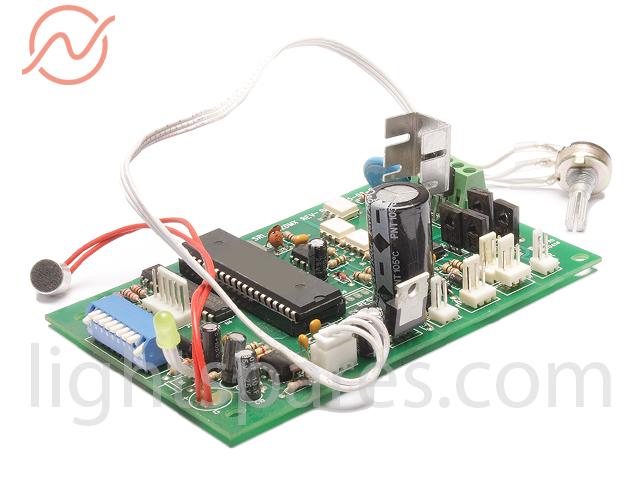 NeoNeon DJ Moon - Main PCB SRL-322 DMX