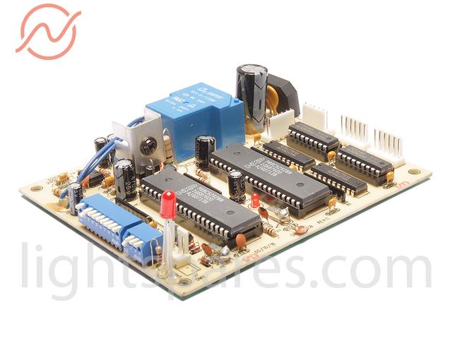 NeoNeon DJ Scan - Main PCB SRL-114