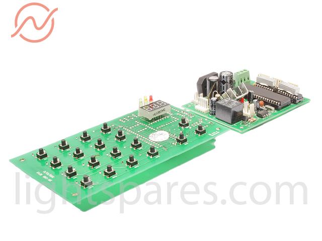 NeoNeon Followspot 250 - Main PCB SRL-136