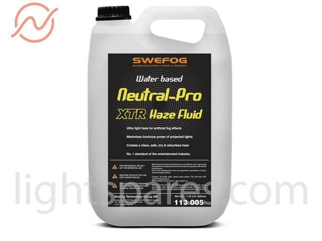 Swefog - Neutral Pro HAZE XTR, 5L Kanister - Light