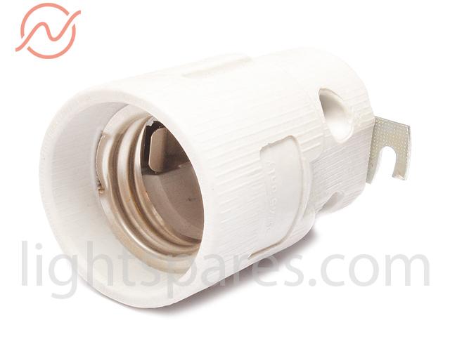 Leuchtmittelfassung - Schraubsockel [E40]