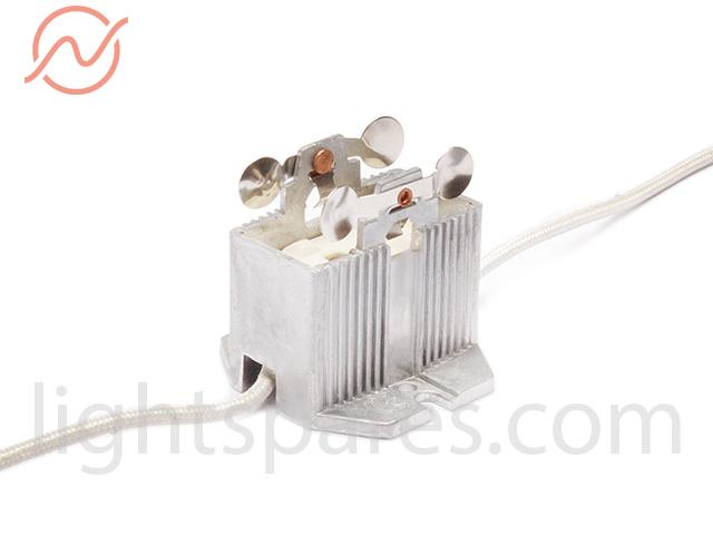 Leuchtmittelfassung - Sockel [GX+GY9,5] 20cm Kabel