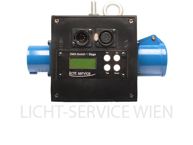 LichtService - DMX Switcher 1 Stage