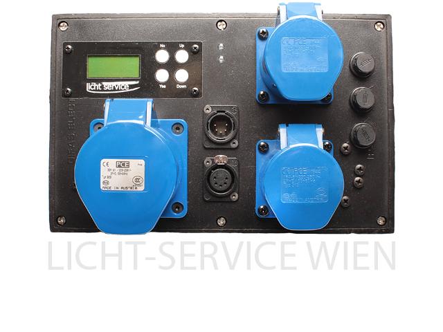 LichtService - DMX Dimmer 1x5KW Stage (Gifas)